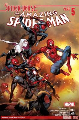 The Amazing Spider-Man Vol. 3 (2014-2015) (Comic Book) #13