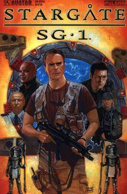 Stargate SG-1. Convention Special 2003
