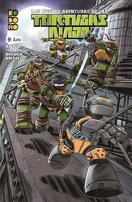Las nuevas aventuras de las Tortugas Ninja (Grapa 24 pp) #9