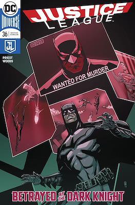 Justice League Vol. 3 (2016-2018) (Comic-book) #36