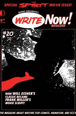 Write Now! (Softcover) #20