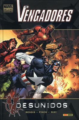 Los Vengadores. Desunidos. Marvel Deluxe