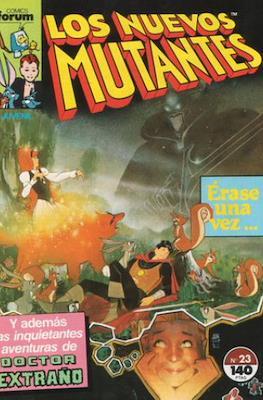 Los Nuevos Mutantes Vol. 1 (1986-1990) (Grapa 32-64 pp) #23