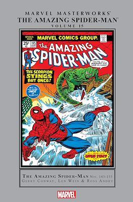 Amazing Spider-Man Marvel Masterworks #15