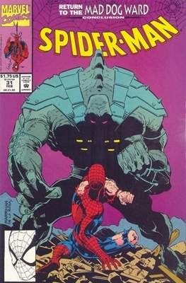 Spider-Man (Vol. 1 1990-2000) (Comic Book) #31