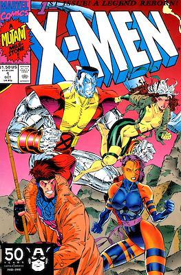 X-Men / New X-Men / X-Men Legacy Vol. 2 (1991-2012) #1B