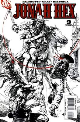 Jonah Hex Vol. 2 #9