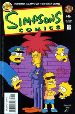 Simpsons Comics (Grapa) #46