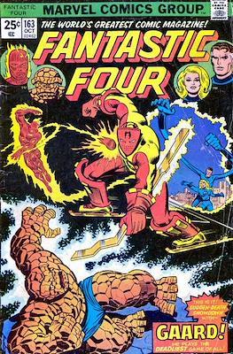 Fantastic Four Vol. 1 (1961-1996) (saddle-stitched) #163