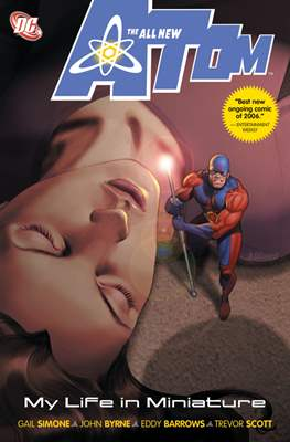 The All New Atom (Softcover) #1
