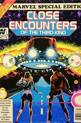 Marvel Special Edition Close Encounters of The Third Kind