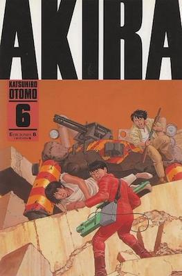 Akira (Rústica con sobrecubiertas) #6