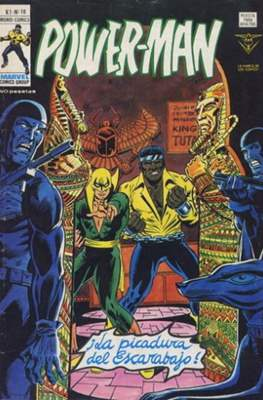 Power-Man Vol. 1 (1977-1981) (Grapa 36-40 pp) #18
