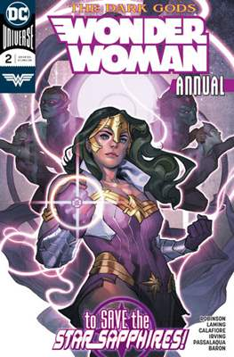 Wonder Woman Vol. 5 Annual (2017) #2