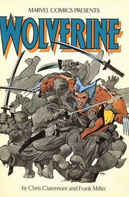 Marvel Comics Presents Wolverine