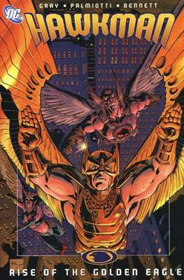 Hawkman (2003-2006) (Softcover) #4