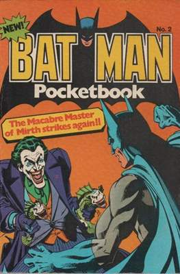 Batman Pocketbook (Rústica) #2