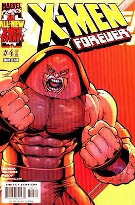 X-Men Forever (Comic Book) #4