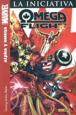 Omega Flight: Alpha y Omega (2008). La Iniciativa