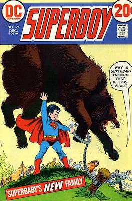 Superboy Vol.1 (1949-1977) #192