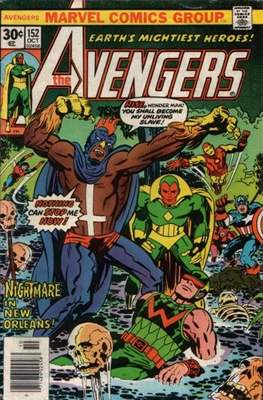 The Avengers Vol. 1 (1963-1996) (Comic Book) #152