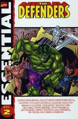 Marvel Essential: Defenders (Softcover) #2