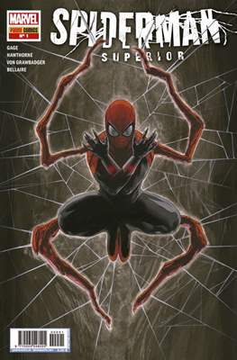 Spiderman Superior (Grapa 32-48 pp) #1