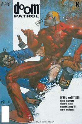 Doom Patrol (2005-2007) (Rústica 48 páginas) #14