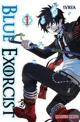 Blue Exorcist (Rústica) #1