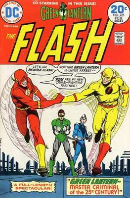 Flash vol. 1 (1959-1985) (Grapa, 32 págs.) #225