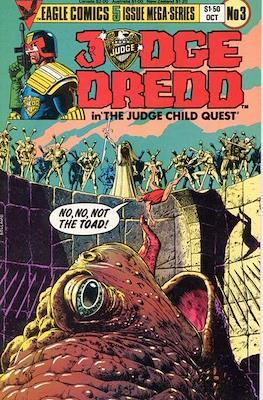 Judge Dredd in 'The Judge Child Quest' #3