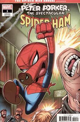 The Spider-Man Annual Presents Peter Porker The Spectacular Spider-Ham (Variant Cover) #1