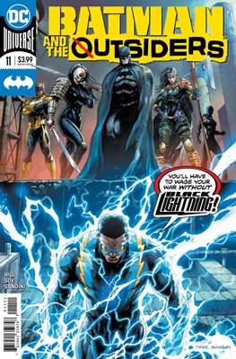 Batman And The Outsiders Vol. 3 (2019) (Comic Book) #11