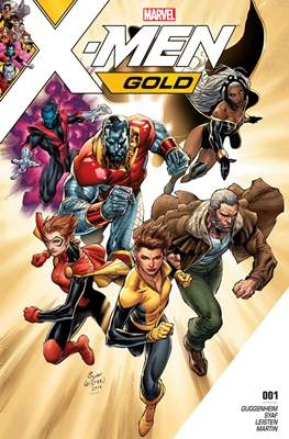X-Men Gold (Digital) #1