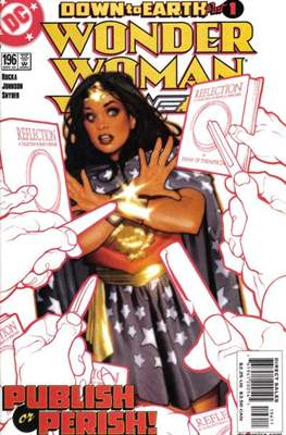 Wonder Woman Vol. 2 (1987-2006) (Comic Book) #196