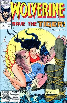 Wolverine Save the Tiger !