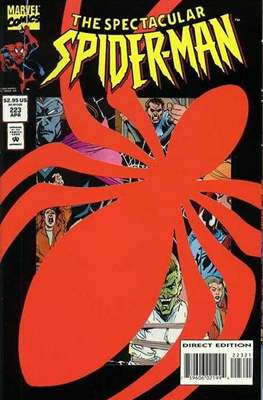 The Spectacular Spider-Man Vol. 1 (Comic Book) #223