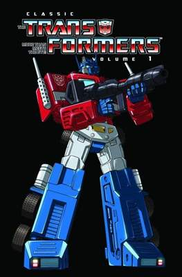Transformers Classic (Softcover, 348-276 pp) #1