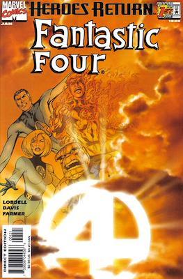 Fantastic Four Vol. 3 (1998-2012 Variant Cover)