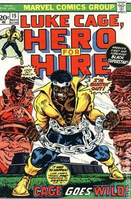 Hero for Hire / Power Man Vol 1 / Power Man and Iron Fist Vol 1 (Comic Book) #15