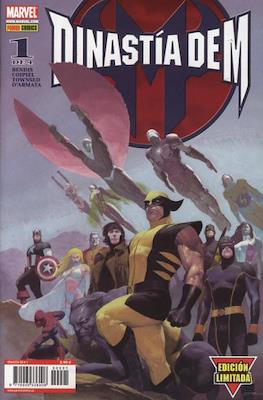Dinastía de M (2006) (Grapa, 48 páginas) #1