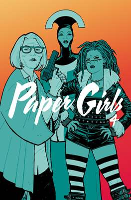 Paper Girls (Digital Collected) #4