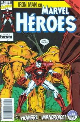 Marvel Héroes (1986-1993) (Grapa 32 pp) #56