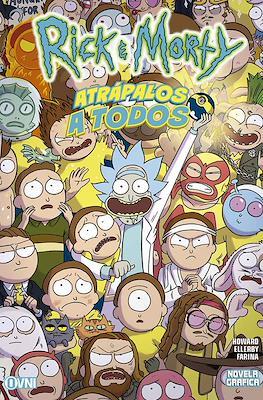 Rick & Morty: Atrápalos a todos