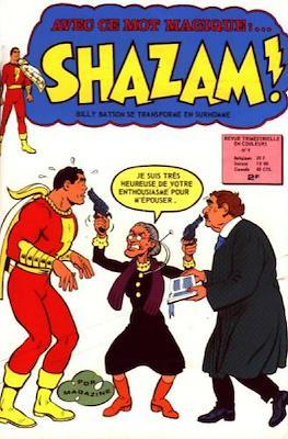 Shazam! (Agrafé. 32 pp) #9