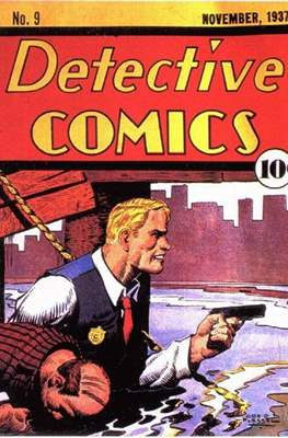 Detective Comics Vol. 1 (1937-2011; 2016-) (Comic Book) #9