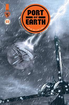 Port of Earth (Comic-book) #3