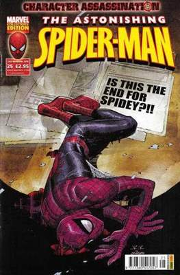 The Astonishing Spider-Man Vol. 3 (Comic Book) #25