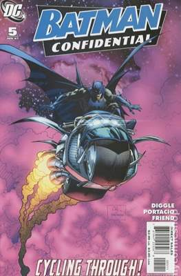 Batman Confidential (2007-2011) (Comic Book) #5