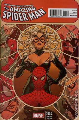 The Amazing Spider-Man (Vol. 2 1999-2014 Variant Covers) (Grapa) #700.3